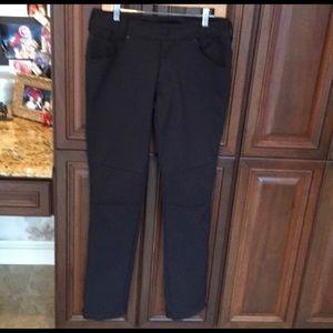 Aperture Soft Shell Straight-leg Ski Pants Black M